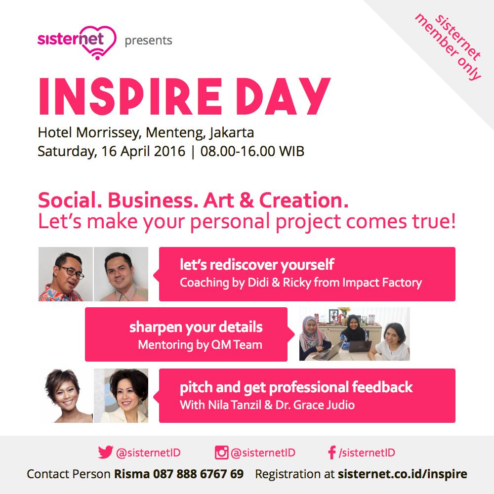INSPIRE DAY